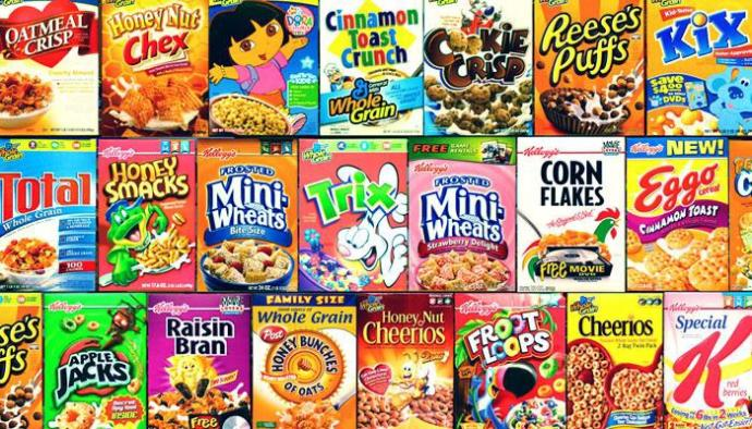 What's your favorite junk cereal?