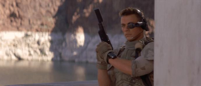 What's your favorite Jean Claude Van Damme movie?