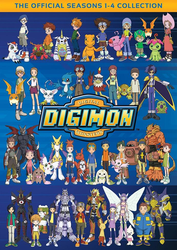 Which was your favorite? Pokemon or Digimon?