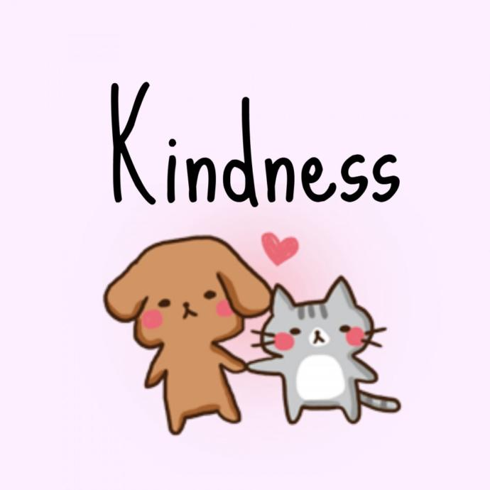 Who is the kindest person you know?