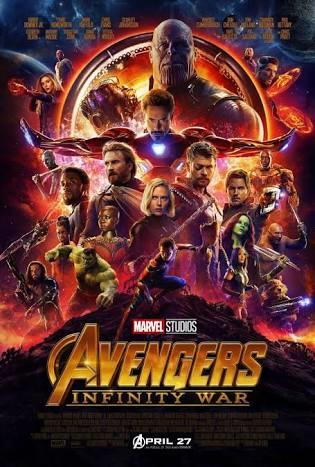 Will you be going to see Avengers:Infinity War?