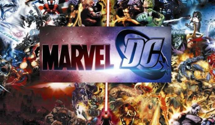 Marvel vs DC comics?