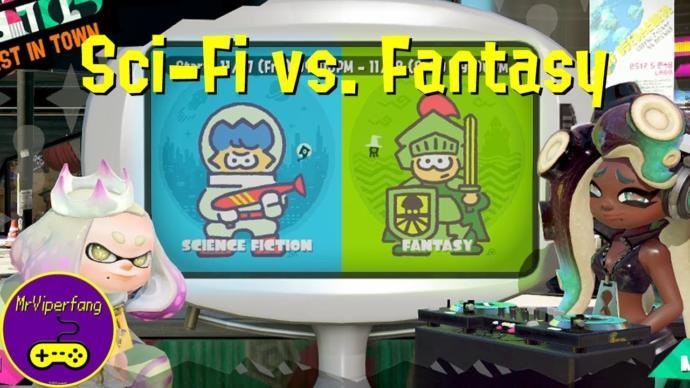 Sci-fi vs Fantasy? Which genre do you like more?