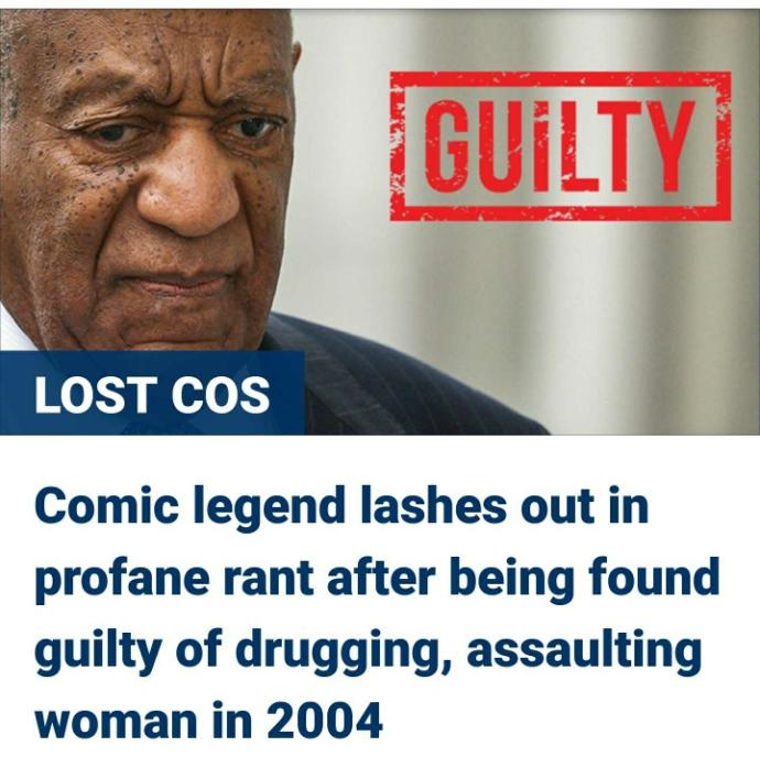 What do you think about Bill Cosby?