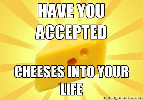 Who likes cheese?