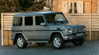 Why Do S Like The Mercedes G Wagons And Expensive Suvs So Much