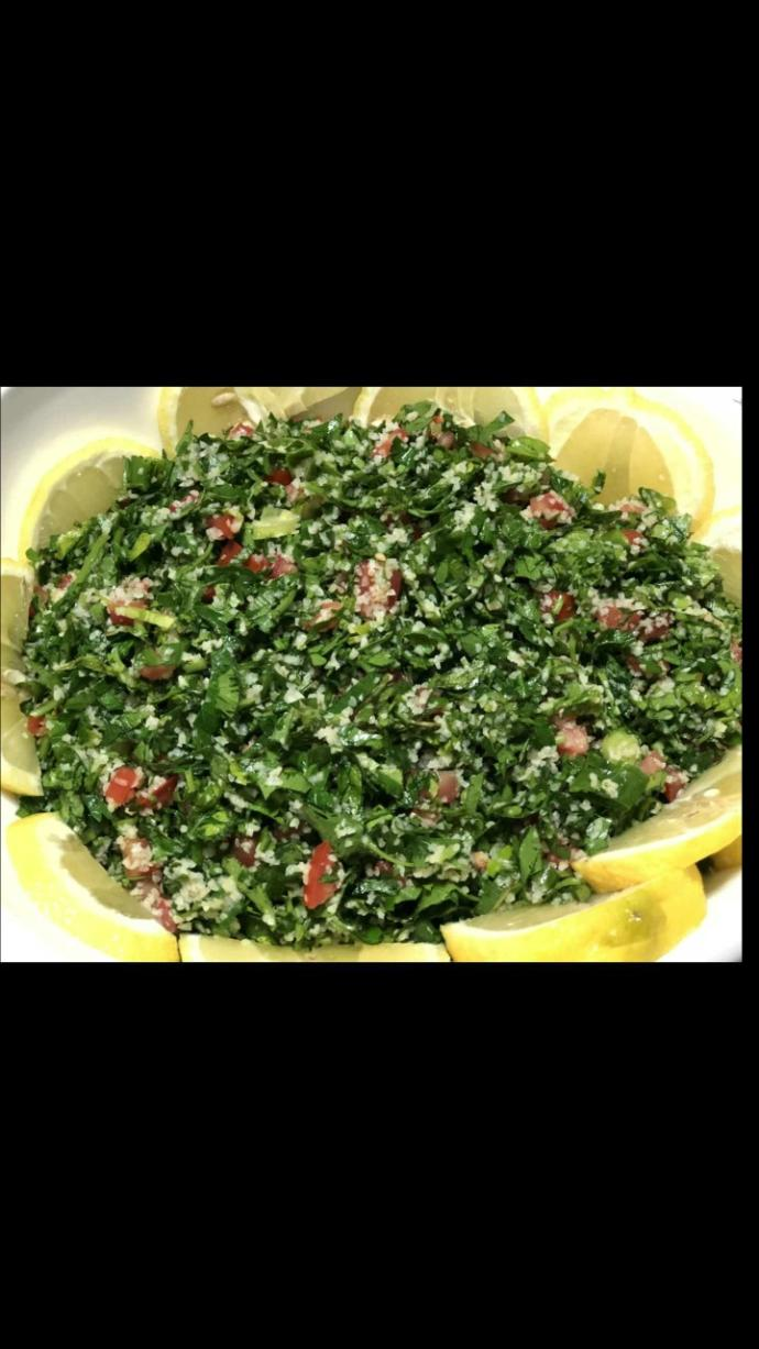 Do u know what kind of Salad this is?