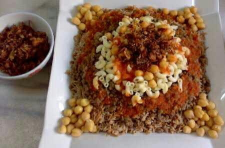 What's your country's traditional / famous dish? you may show a pic of it with ingredients?