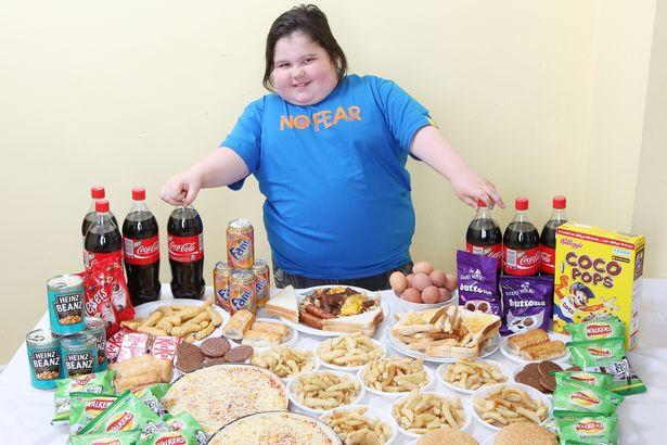 Obese children: is it abuse?