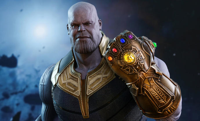 Is MCU Thanos Hot?