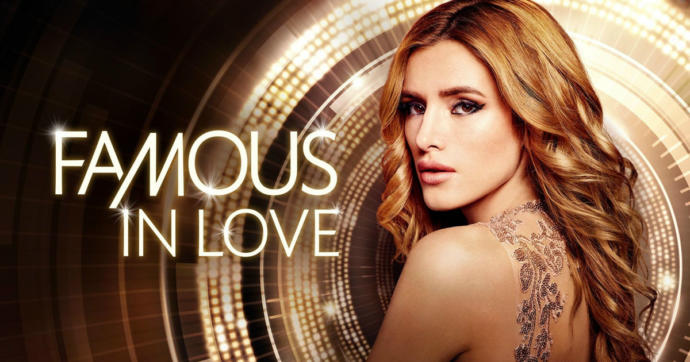 Does anybody else watch the show Famous In Love?