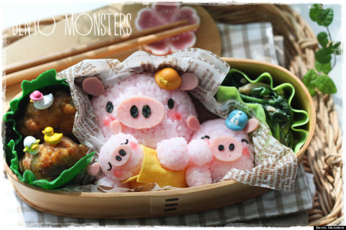 What do you think of bento boxes?