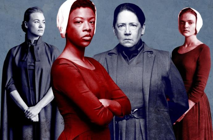 Does anyone watch The Handmaid's Tale?
