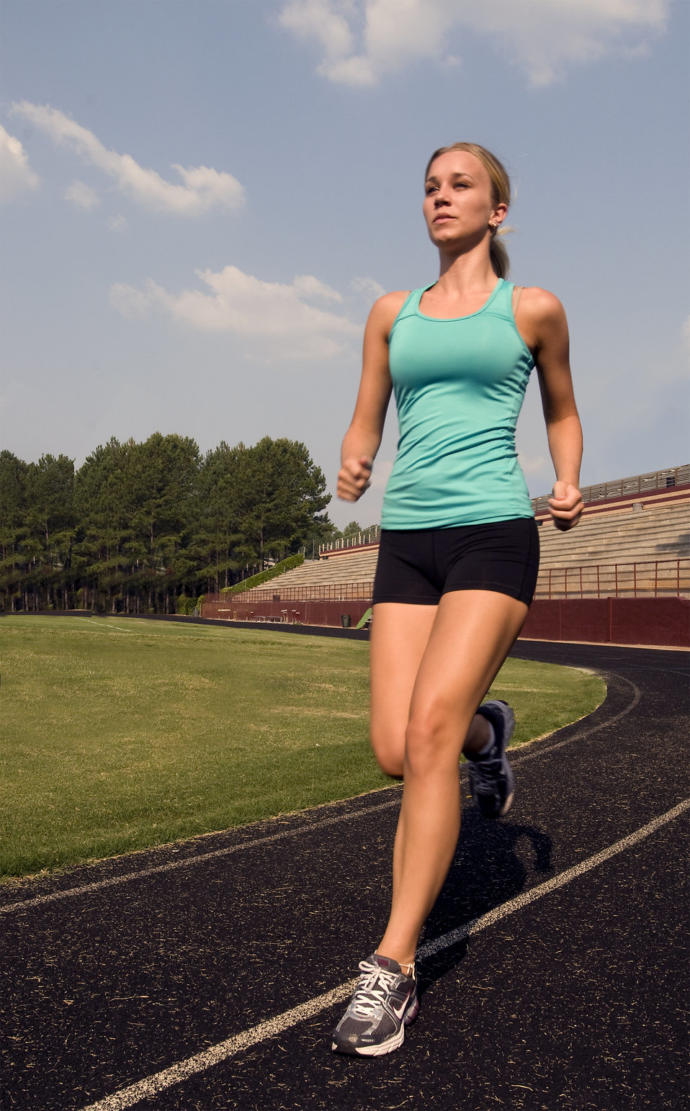 Girls, Do you wear underwear underneath spandex or running shorts?
