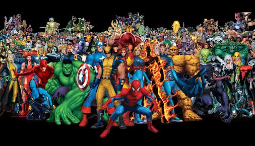 What's your favorite Marvel character?