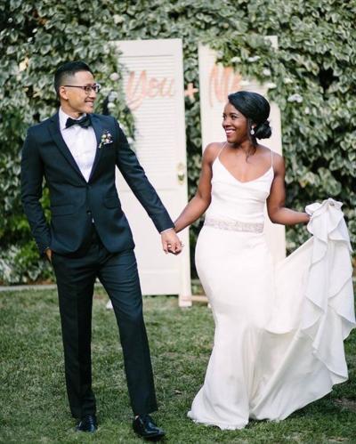 Black man asian woman marriage