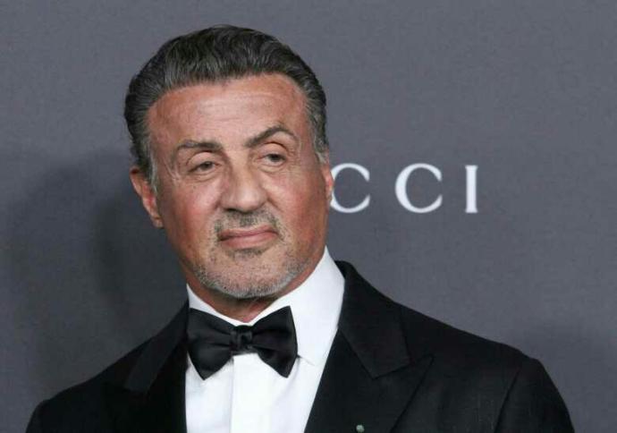 Sylvester Stallone?