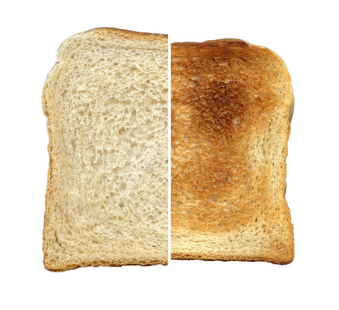 Do you prefer your sliced bread toasted or not?