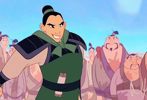 Rate this Full length Disney Animated Feature: Mulan?