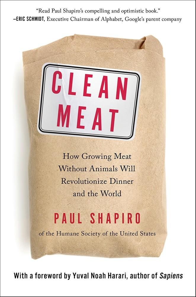 Would vegans/vegeterian consider 'clean-meat' ethical?