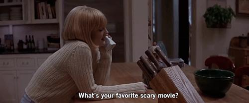 What is your favorite scary movie?
