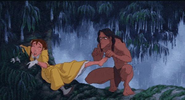 Rate this Full length Disney Animated Feature: Tarzan?