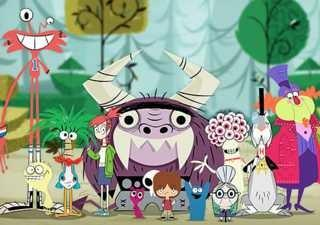 Rate this Cartoon: Fosters Home for Imaginary Friends?