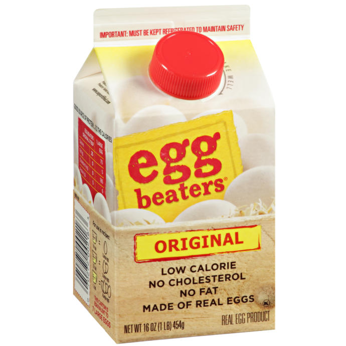 Does anybody else like Carton eggs?