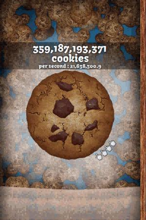 Do you play Cookie Clicker?