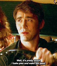 Have you seen Pushing Daisies?