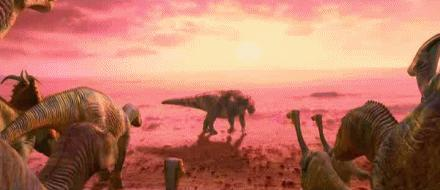Rate this Full length Disney Animated Feature: Dinosaur?