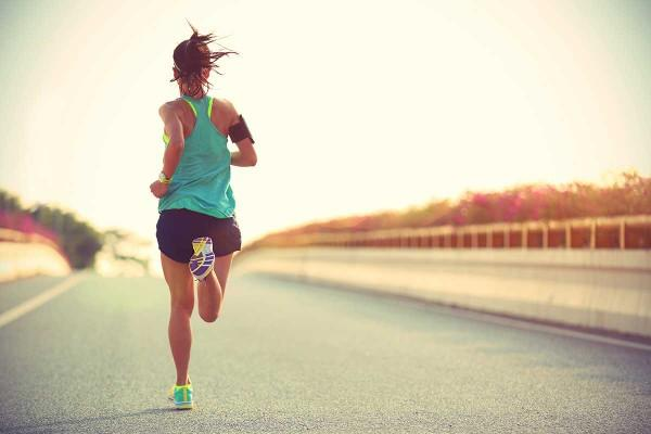 Can running or cycling significantly increase muscle size?