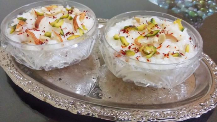 Do you like rice pudding?