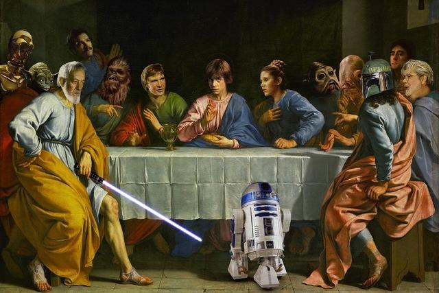 It's your last supper, What would you eat and who is there?