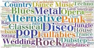 What music genre is your favorite?