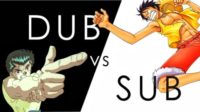 Anime, dub or sub and why?