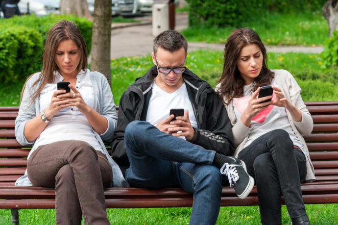How often of a cellphone texter are you?