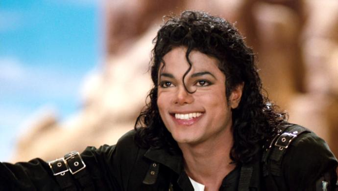 At what stage in Michael Jackson's life did he look his best?