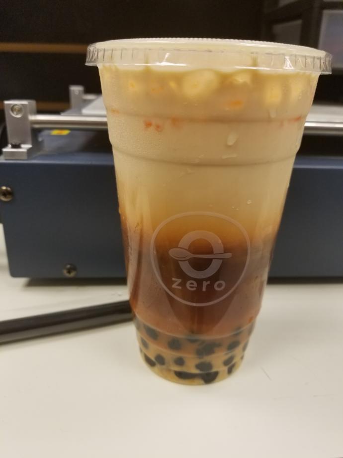 Do you like my tea drink?