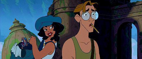 Rate this Full length Disney Animated Feature: Atlantis: The Lost Empire?