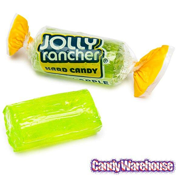If you like Jolly Ranchers, what's your favorite flavor?
