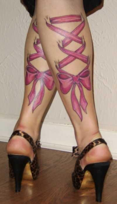 Are these types of leg tattoos attractive?