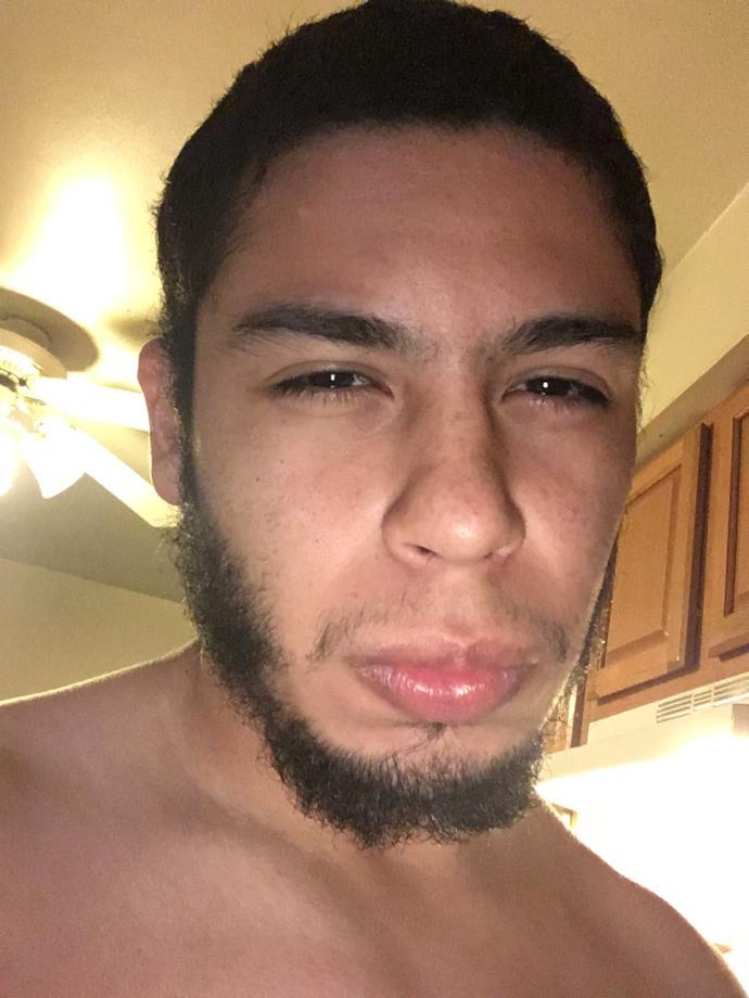 How's my beard?