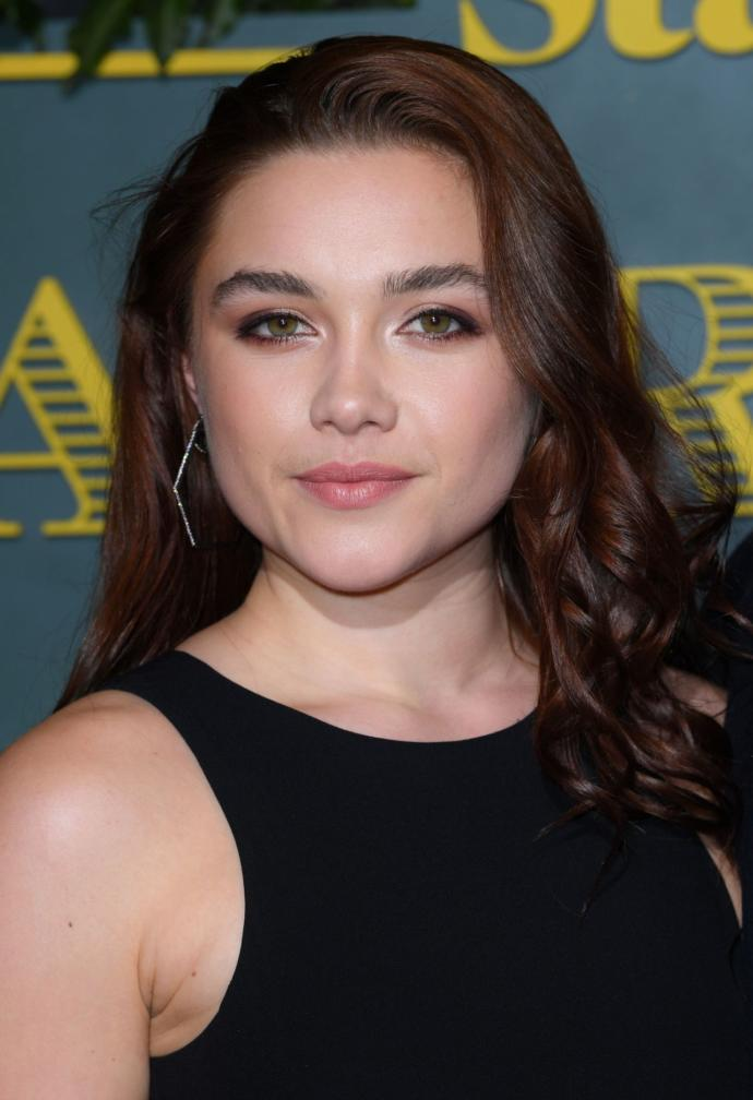 I have just discovered the sexiest woman in the world. The actress Florence Pugh. Who agrees?