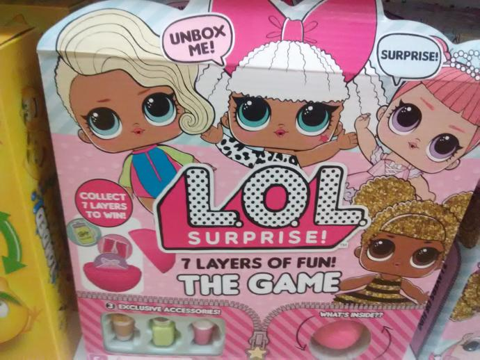 Girls, If you had the choice in Toy's R us to get one of these for free which would you choose?