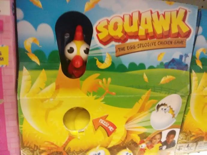 Which awkward board game would you choose to play if you had to choose one?