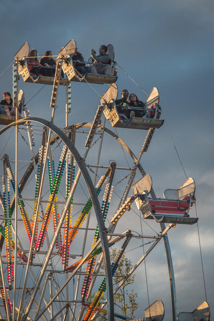 Which Carnival attraction would you want to do the most with your SO?