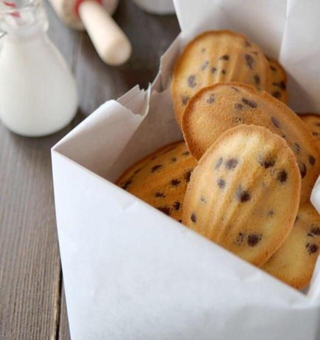 Have you tried madeleines?