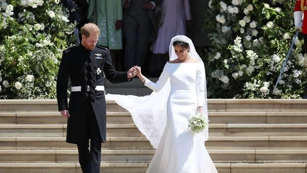 What did you think of Meghan Markle's wedding dress for the Royal Wedding?