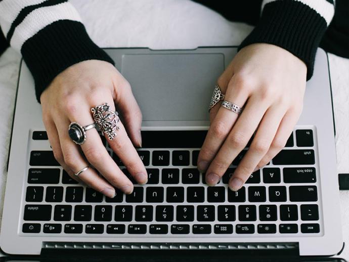 How often do you check your ex partners social media profiles?